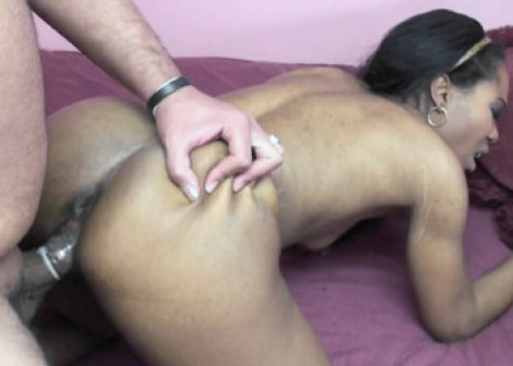 Jupa fucks ebony slut Kelly Stylz